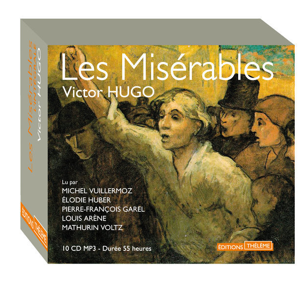 les miserables archetype Les miserables book v, chapters 1-7 table of  an author manages to delineate a character at once so individual and so universal that he becomes a new archetype.
